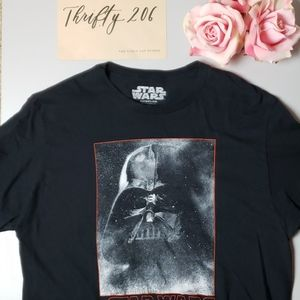 [Star Wars] Graphic Short Sleeved Shirt